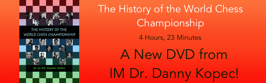 The History of the World Chess Championship